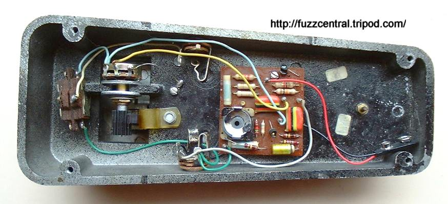 Fuzz Central -- Vox Clyde McCoy Wah